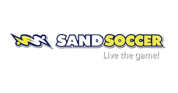 Logo Sand Soccer