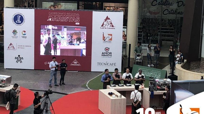 Campeonato Regional de Baristas – Sur