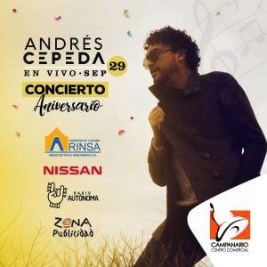 Comunicado sobre el concierto de Aniversario
