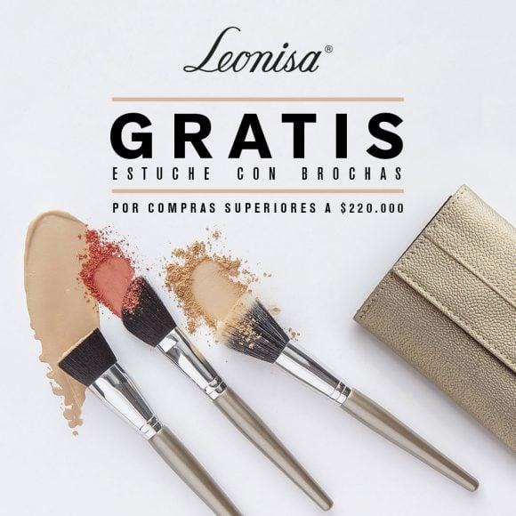 Brochas Leonisa