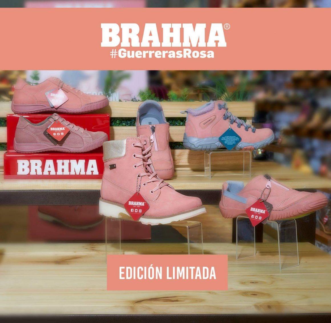 Brahma Guerrera Rosa – Spring Step