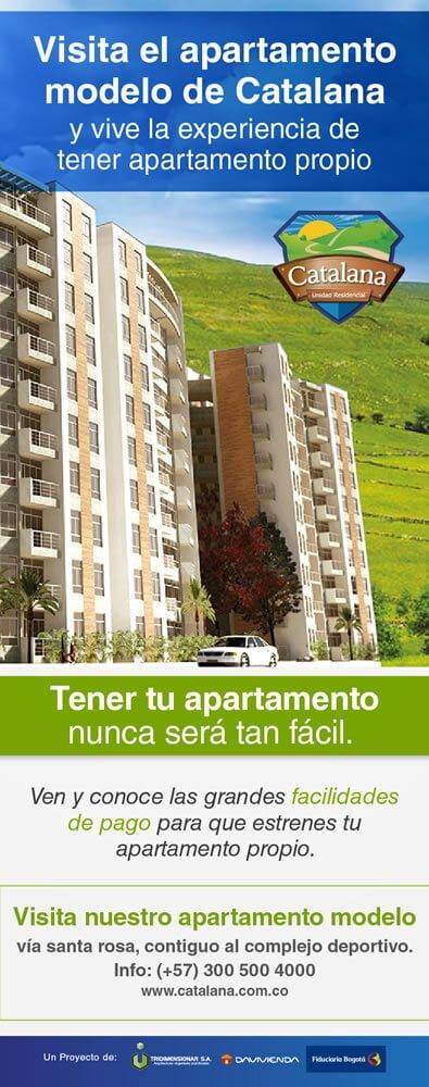 Mailing Catalana Unidad Residencial 03