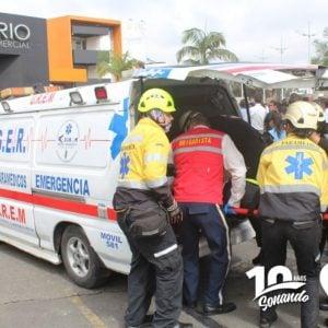 Simulacro Nacional de Respuesta a Emergencias 2018