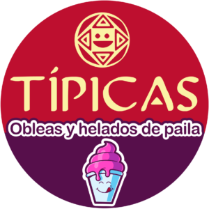 TÍPICAS OBLEAS Y HELADOS DE PAILA