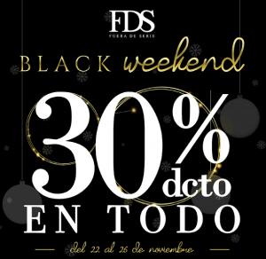 BLACK WEEKEND FDS