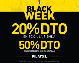 Ofertas Black Week Pilatos