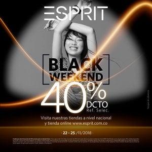 Black Weekend ESPRIT