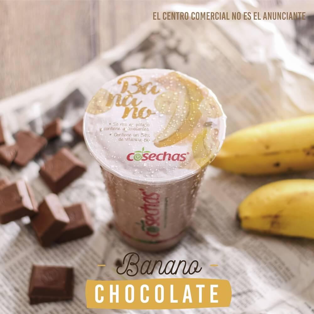 Cosechas Banano Chocolate