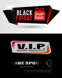 Ofertas Black Friday PARE VIP