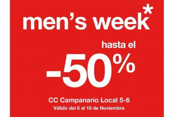 Men's Week – Celio