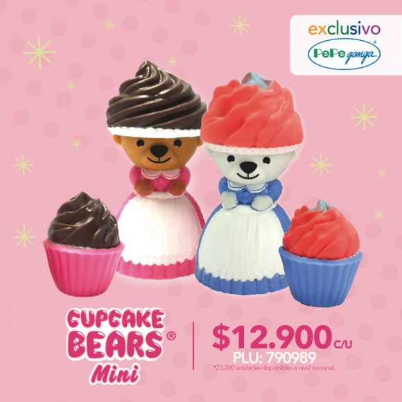 Mini Cupcakes Bears