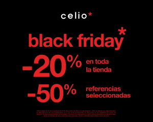 Black Friday en Celio*