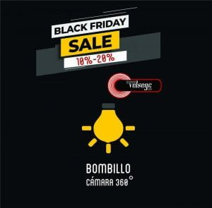 Oferta Black Friday Velsegc camara