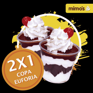 Oferta Black Weekend Mimo's