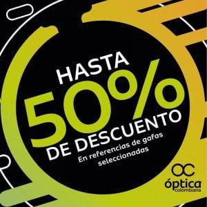 Black Friday optica colombiana