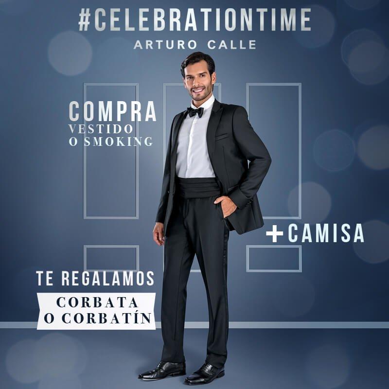 Celebration Time – Arturo Calle