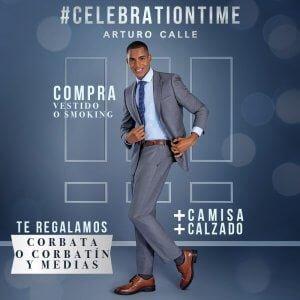 Celebration Time Combo 2 - Arturo Calle