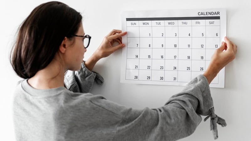 Establece límites de tiempo para tus metas del 2019