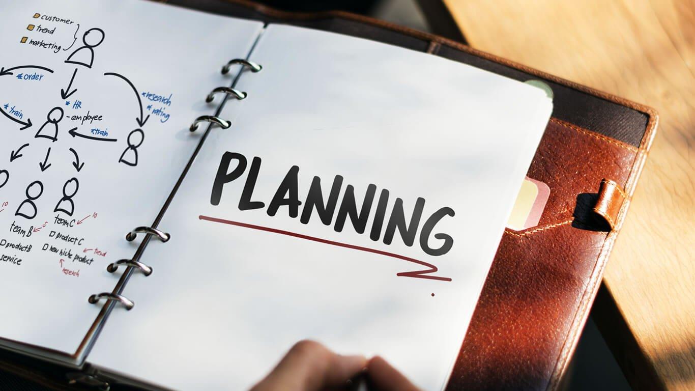 Tómate un tiempo para planificar tus de metas del 2019