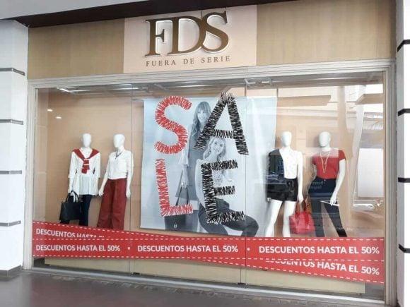 Gran Sale – FDS Fuera de Serie