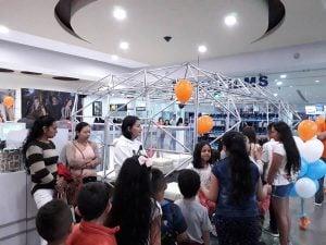Inauguración de la Pista de Patinaje en Popayán