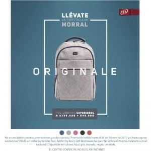 Morral Originale – Bosi