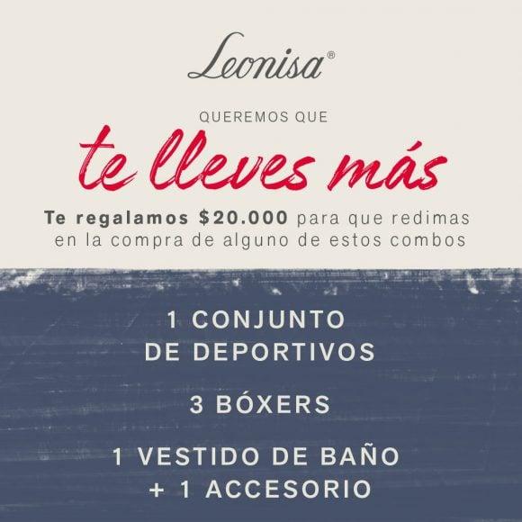 Descuentos Leonisa