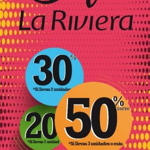 BIG Sale – La Riviera