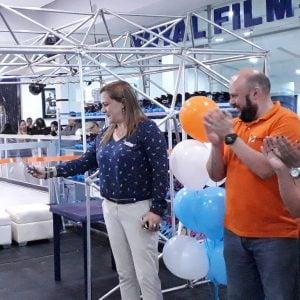 Inauguración pista de patinaje en Campanario Popayán