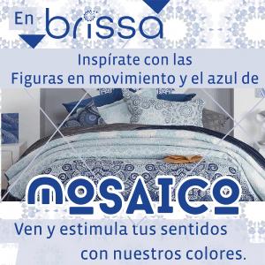 Nueva colección Mosaico – Brissa