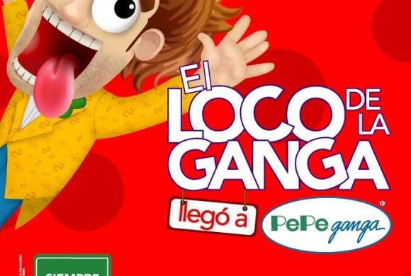 El loco de la ganga llegó a Pepe Ganga