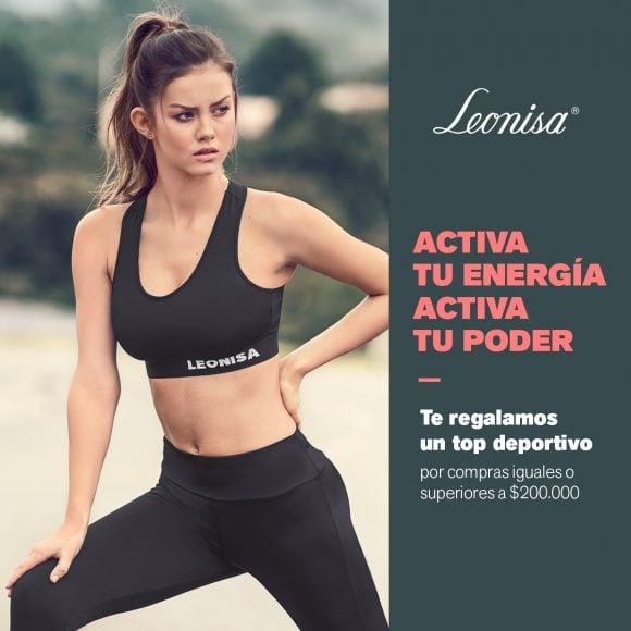Activa tu energía – Leonisa