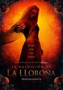 Poster de la película La Llorona