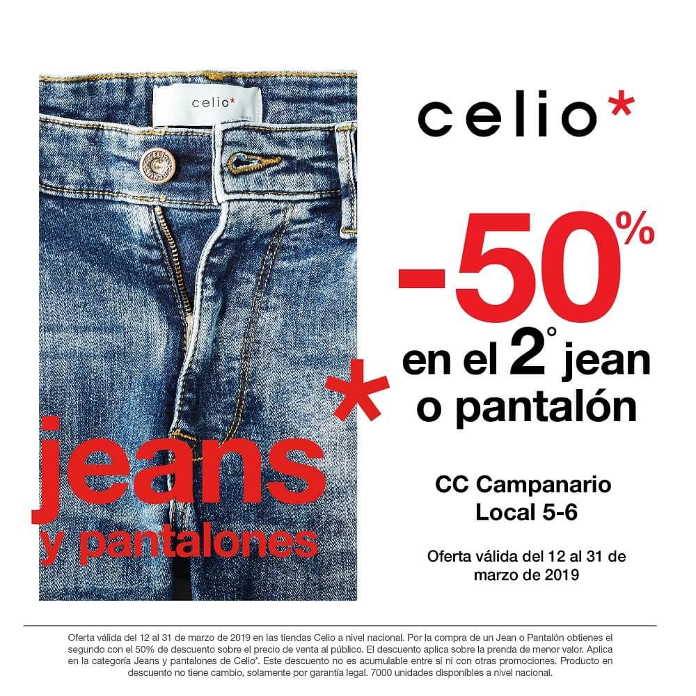 Jeans y Pantalones Celio*