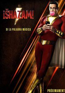 Poster de la película Shazam