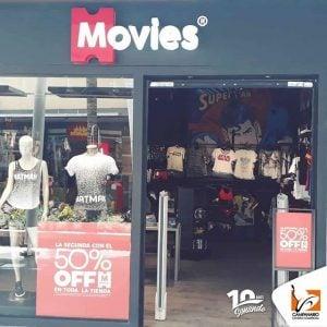 Tienda Movies Campanario