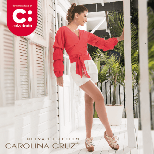 10 años juntos – Carolina Cruz
