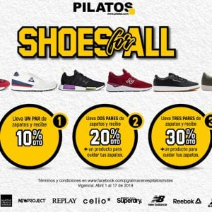Shoes for all – Pilatos