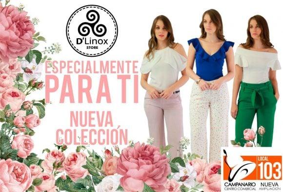 Nueva Colección en Vestuario Femenino