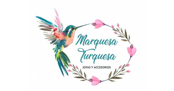 Logo Marquesa Turquesa