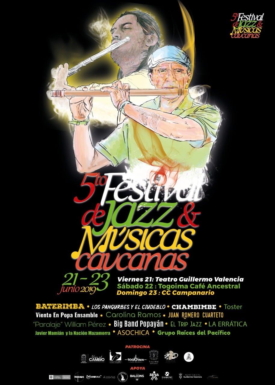 5º Festival de Jazz y Músicas Caucanas
