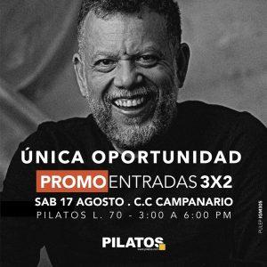 3×2 Para el padre Lineros en Popayán
