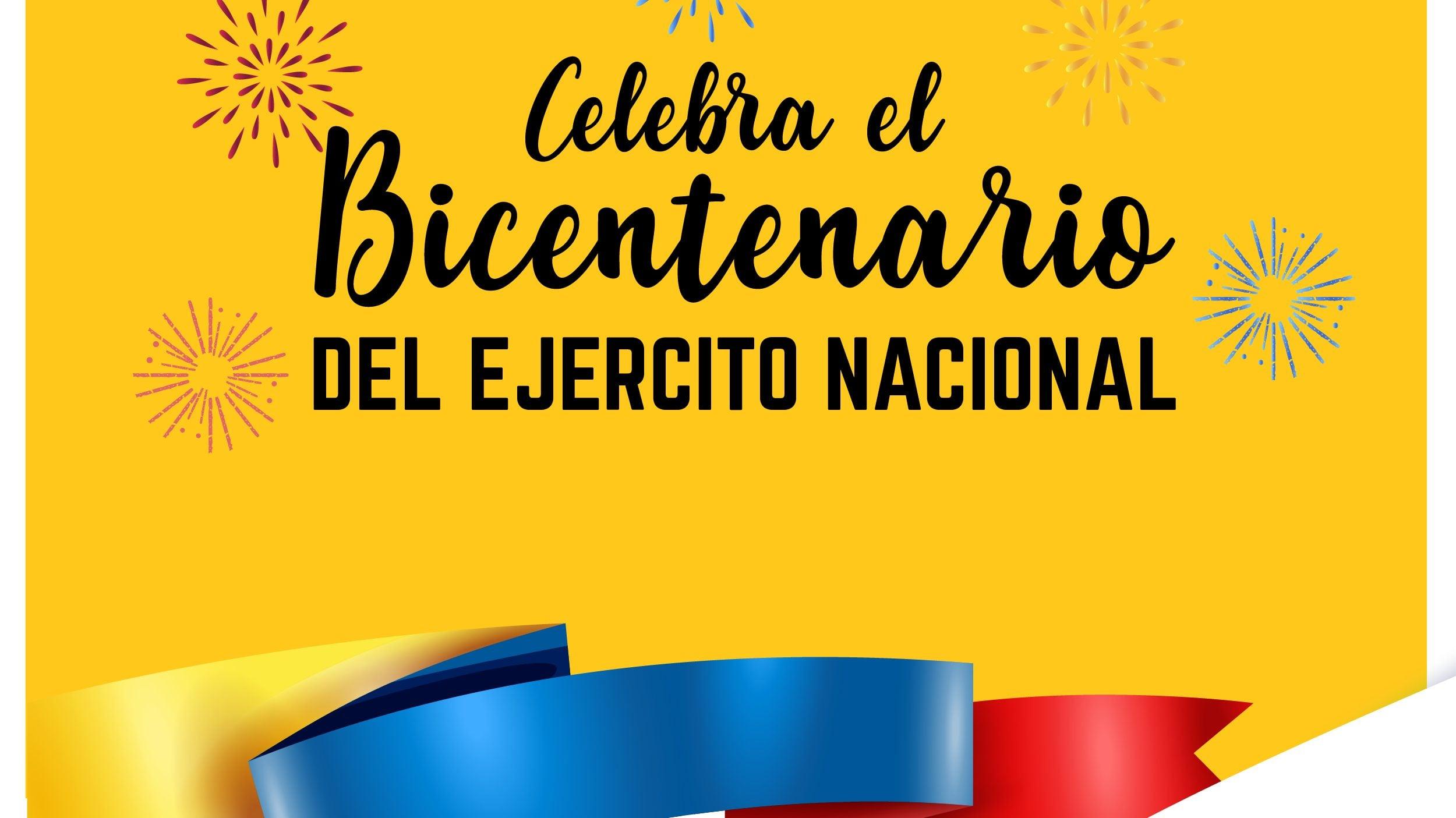 Campanario Centro Comercial y Ejército Nacional rinden homenaje al Bicentenario de la Independencia