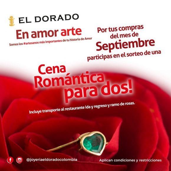 Joyería el Dorado en el mes del Amor y la Amistad