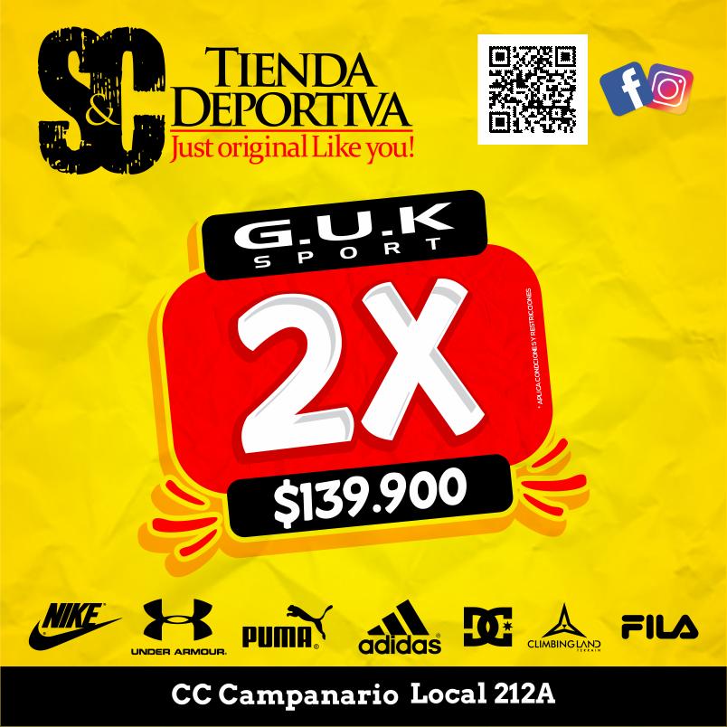 Moda para en S&CTienda Deportiva