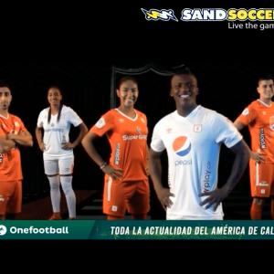 Camiseta Club América de Cali 2019 – 2020