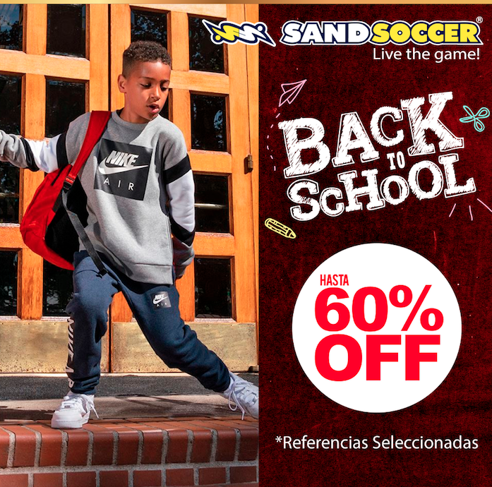 Back to School – Sandsoccer