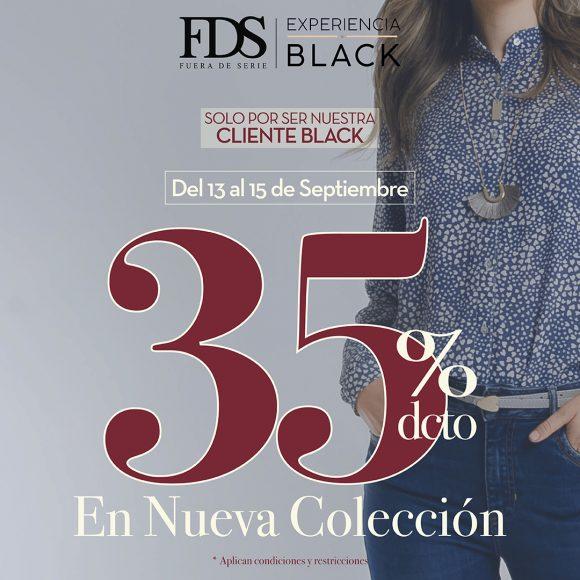 FDS 35% Dto en Nueva Colección