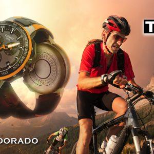 T-Race Cycling Orange
