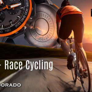 T-Race Cycling Orange
